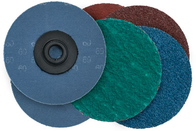 2-3-inch-quick-change-discs-turn-on-non-woven-aluminum-oxide, quick-change-discs
