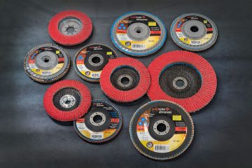 It Might Be Time to Use a Flap Disc Instead of a Standard Grinding Wheel