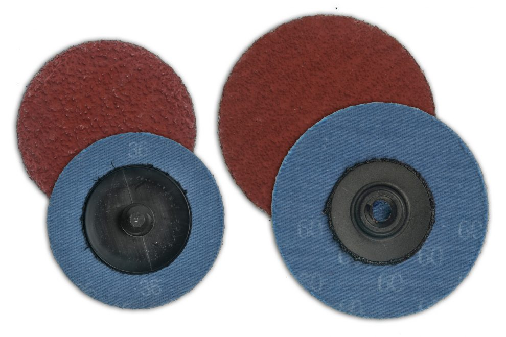 Weldcote Offers New, Quick-Change, Ceramic C-PRIME Discs